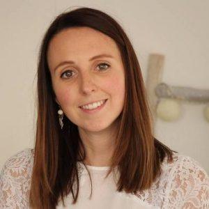 Camille NAUDIN, consultante en énergie nutritionnelle et rééquilibrage alimentaire